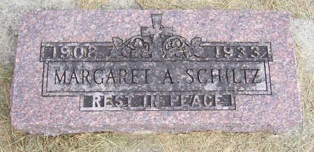 SCHILTZ, MARGARET A. - Shelby County, Iowa | MARGARET A. SCHILTZ