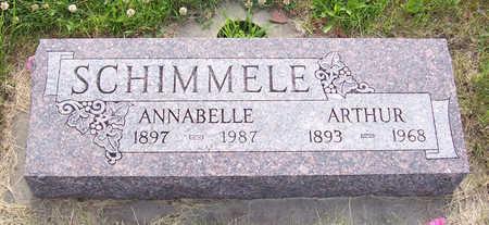 SCHIMMELLE, ANNABELLE - Shelby County, Iowa | ANNABELLE SCHIMMELLE