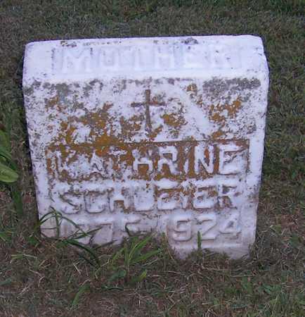 GROSS SCHLEIER, KATHERINE - Shelby County, Iowa | KATHERINE GROSS SCHLEIER