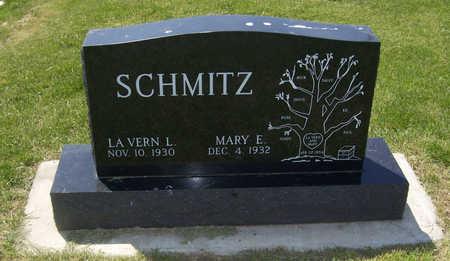 SCHMITZ, MARY E. - Shelby County, Iowa | MARY E. SCHMITZ