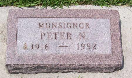 SCHMITZ, MONSIGNOR PETER N. - Shelby County, Iowa | MONSIGNOR PETER N. SCHMITZ