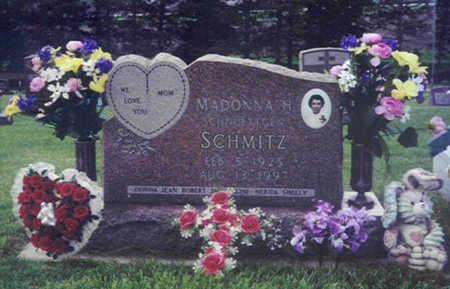 SCHMITZ, MADONNA - Shelby County, Iowa | MADONNA SCHMITZ