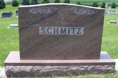 SCHMITZ, PETER & CATHERINE (LOT) - Shelby County, Iowa   PETER & CATHERINE (LOT) SCHMITZ