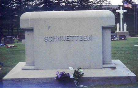 SCHNUETTGEN, JOHN - Shelby County, Iowa | JOHN SCHNUETTGEN
