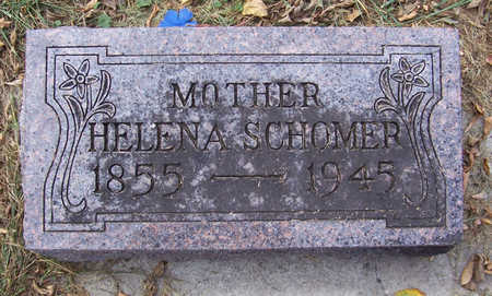 SCHOMER, HELENA (MOTHER) - Shelby County, Iowa | HELENA (MOTHER) SCHOMER