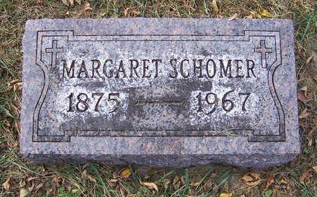 SCHOMER, MARGARET - Shelby County, Iowa | MARGARET SCHOMER