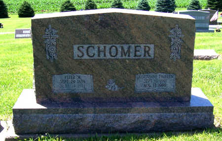 SCHOMER, PETER M. - Shelby County, Iowa | PETER M. SCHOMER