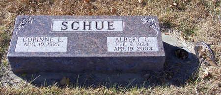 SCHUE, ALBERT C. - Shelby County, Iowa | ALBERT C. SCHUE