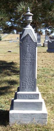 SCHULTZ, JOHN H. - Shelby County, Iowa | JOHN H. SCHULTZ