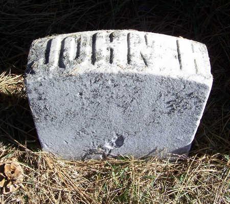 SCHULTZ, JOHN H. - Shelby County, Iowa   JOHN H. SCHULTZ
