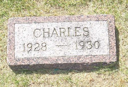 SCHUMACHER, CHARLES - Shelby County, Iowa | CHARLES SCHUMACHER