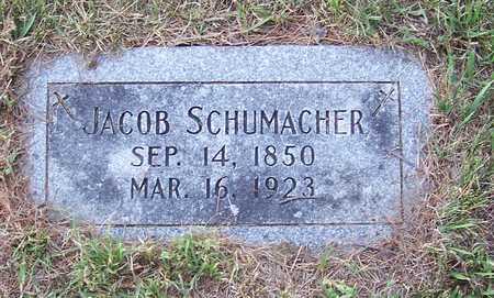 SCHUMACHER, JACOB - Shelby County, Iowa | JACOB SCHUMACHER