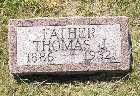 SCHUMACHER, THOMAS J. - Shelby County, Iowa | THOMAS J. SCHUMACHER
