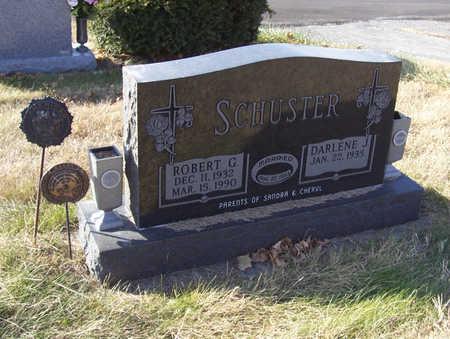 SCHUSTER, ROBERT G. - Shelby County, Iowa | ROBERT G. SCHUSTER