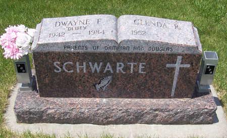 SCHWARTE, GLENDA R. - Shelby County, Iowa | GLENDA R. SCHWARTE