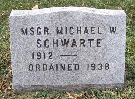 SCHWARTE, MICHAEL W. - Shelby County, Iowa | MICHAEL W. SCHWARTE