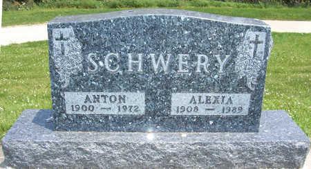 SCHWERY, ANTON - Shelby County, Iowa | ANTON SCHWERY