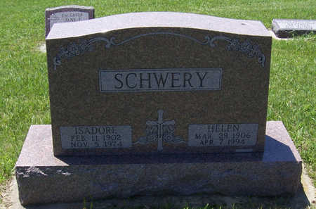 SCHWERY, ISADORE - Shelby County, Iowa | ISADORE SCHWERY