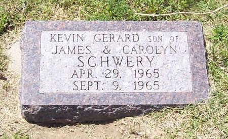 SCHWERY, KEVIN GERARD - Shelby County, Iowa | KEVIN GERARD SCHWERY