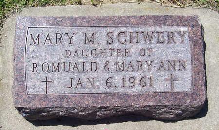 SCHWERY, MARY M. - Shelby County, Iowa | MARY M. SCHWERY