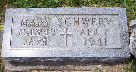 FOXHOVEN SCHWERY, MARY - Shelby County, Iowa | MARY FOXHOVEN SCHWERY