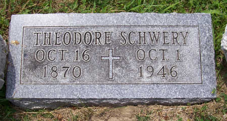 SCHWERY, THEODORE - Shelby County, Iowa | THEODORE SCHWERY