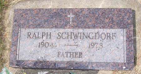 SCHWINGDORF, RALPH - Shelby County, Iowa | RALPH SCHWINGDORF