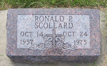 SCOLLARD, RONALD P. - Shelby County, Iowa | RONALD P. SCOLLARD