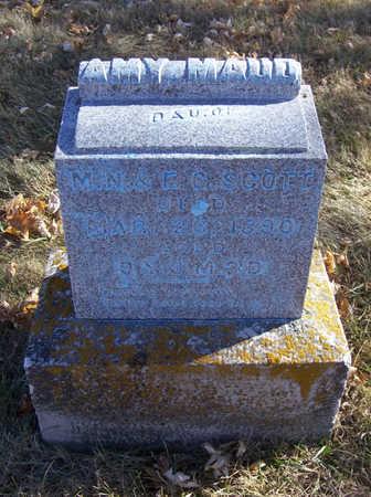 SCOTT, AMY MAUD - Shelby County, Iowa | AMY MAUD SCOTT