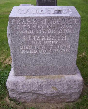 SCOTT, ELIZABETH - Shelby County, Iowa | ELIZABETH SCOTT