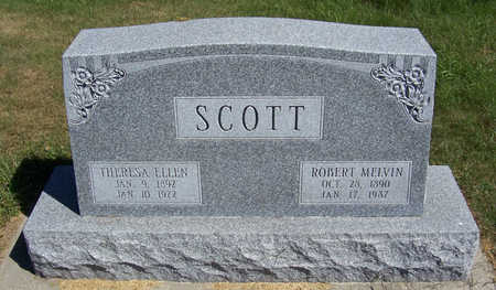 SCOTT, THERESA ELLEN - Shelby County, Iowa | THERESA ELLEN SCOTT
