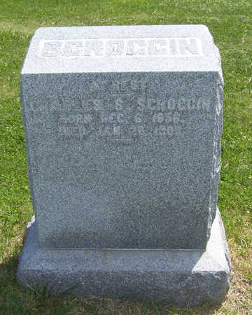SCROGGIN, CHARLES S. - Shelby County, Iowa | CHARLES S. SCROGGIN