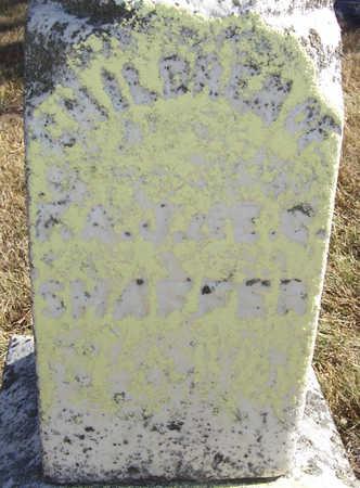 SHAFFER, WINNIE & ANNIE (FRONT) - Shelby County, Iowa | WINNIE & ANNIE (FRONT) SHAFFER