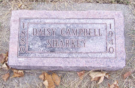 CAMPBELL SHARKEY, DAISY - Shelby County, Iowa | DAISY CAMPBELL SHARKEY