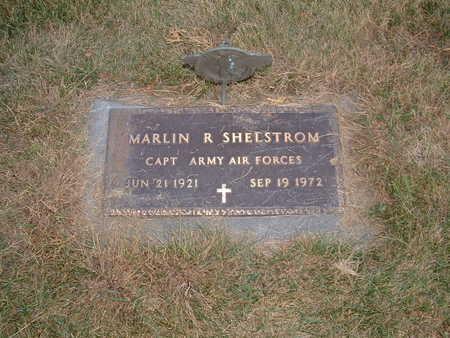 SHELSTROM, MARLIN - Shelby County, Iowa | MARLIN SHELSTROM
