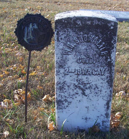 SHOWALIER, W. H. (MILITARY) - Shelby County, Iowa | W. H. (MILITARY) SHOWALIER