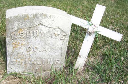 SHUMATE, N. - Shelby County, Iowa   N. SHUMATE