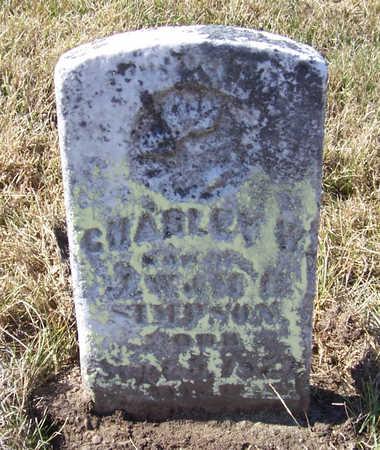 SIMPSON, CHARLEY W. - Shelby County, Iowa   CHARLEY W. SIMPSON