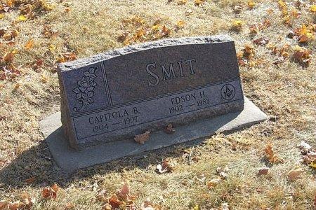 SMIT, CAPITOLA B. - Shelby County, Iowa | CAPITOLA B. SMIT