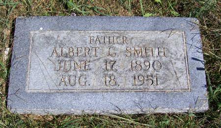 SMITH, ALBERT G. (FATHER) - Shelby County, Iowa | ALBERT G. (FATHER) SMITH