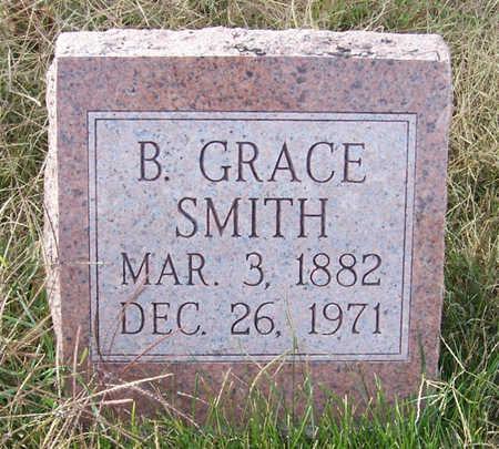 SMITH, B. GRACE - Shelby County, Iowa | B. GRACE SMITH