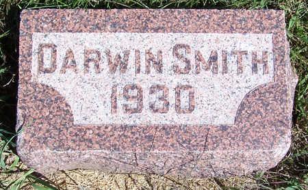 SMITH, DARWIN - Shelby County, Iowa   DARWIN SMITH