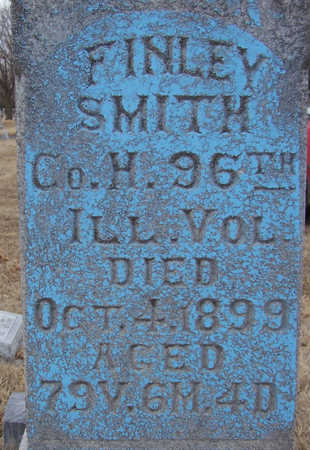 SMITH, FINLEY (MILITARY)(CLOSE-UP) - Shelby County, Iowa | FINLEY (MILITARY)(CLOSE-UP) SMITH