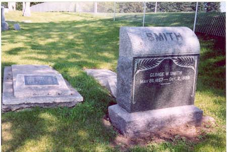 SMITH, GEORGE W. - Shelby County, Iowa   GEORGE W. SMITH