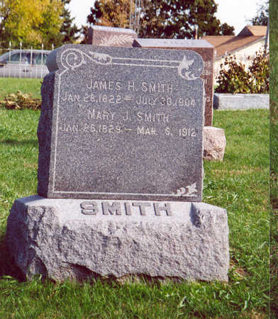SMITH, JAMES H. - Shelby County, Iowa | JAMES H. SMITH