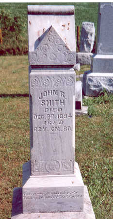 SMITH, JOHN R. - Shelby County, Iowa | JOHN R. SMITH