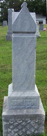 SMITH, JOHN R. & RACHEL A. - Shelby County, Iowa | JOHN R. & RACHEL A. SMITH
