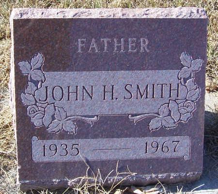 SMITH, JOHN H. (FATHER) - Shelby County, Iowa | JOHN H. (FATHER) SMITH