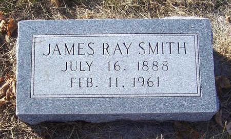 SMITH, JAMES RAY - Shelby County, Iowa   JAMES RAY SMITH