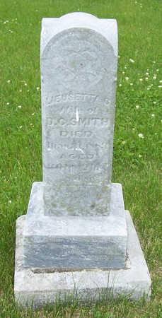 SMITH, LIEUSETTA C. - Shelby County, Iowa | LIEUSETTA C. SMITH